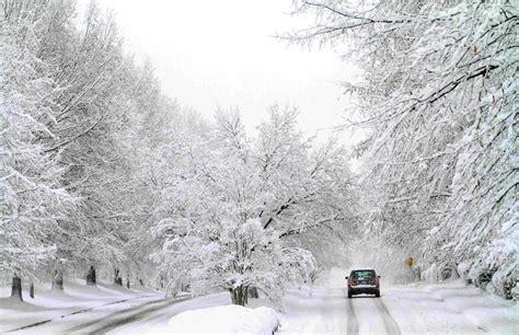 En fotos: Medio mundo recibirá el Año Nuevo cubierto de nieve