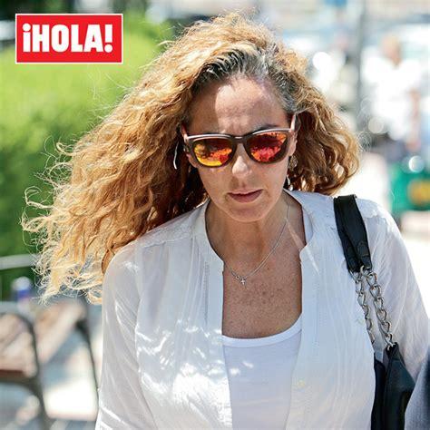 En ¡HOLA!: Rocío Carrasco, tenso encuentro con su hijo ...
