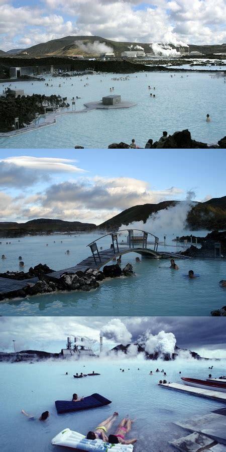 En Islandia hay un lago totalmente libre de bacterias ...
