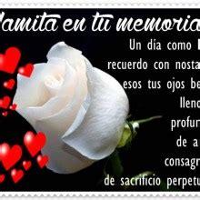 en la memoria de mi madre   Fe   Pinterest   Madres, La ...
