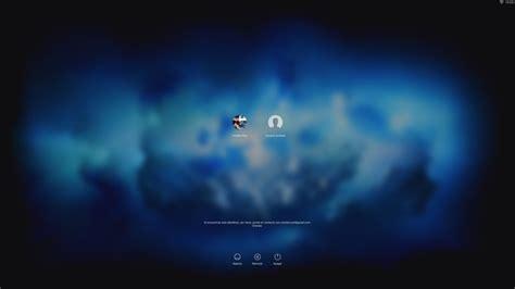 En la pantalla de bloqueo de macOS puedes cambiar el fondo ...