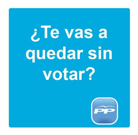 En las próximas elecciones del 22 de marzo vota por correo