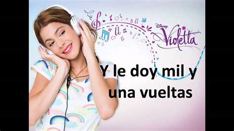 En mi mundo  Violetta :Letra   YouTube