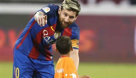 En peligro la renovación de Messi   Fútbol   Ovación ...