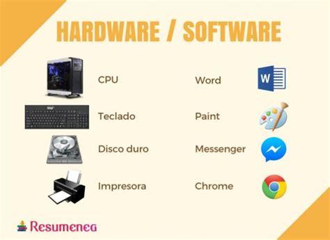 ¿En Qué Se Diferencian Hardware y Software? Resumen Básico