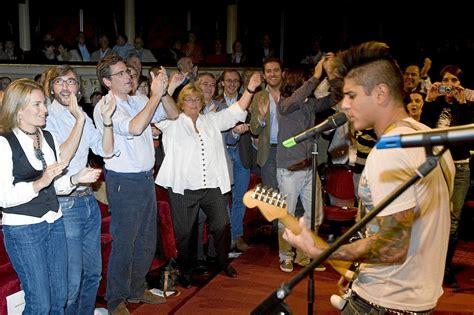 En un acto electoral en 2008 con antonio... | Pais vasco ...