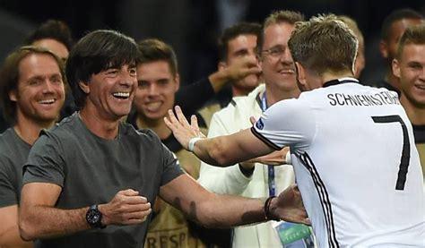 [En video] Técnico de selección alemana de fútbol es ...