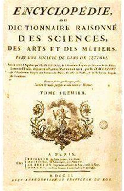 Enciclopedia de Diderot y D Alembert   EcuRed