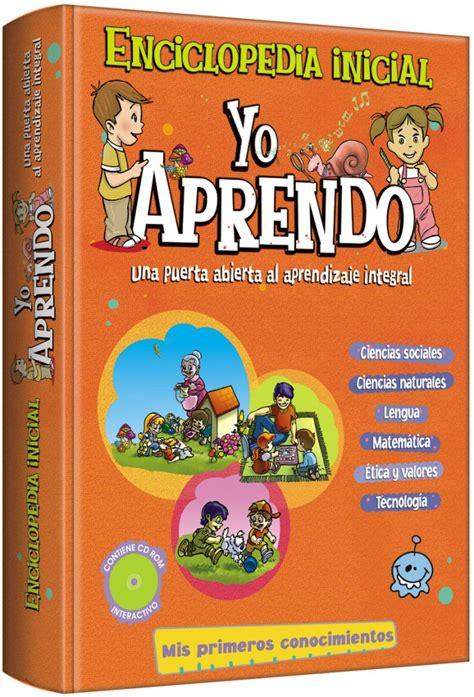 Enciclopedia Inicial Yo Aprendo   Ediciones Panamericanas