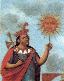 ENCICLOPEDIA TURISTICA DE PERU: DIOSES DEL IMPERIO INCA