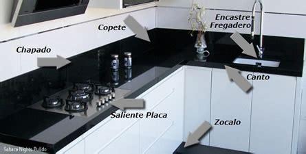 Encimeras de Cocina Granito Alicante