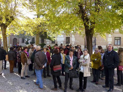 Encuentro de universitarios senior en Alcalá de Henares ...