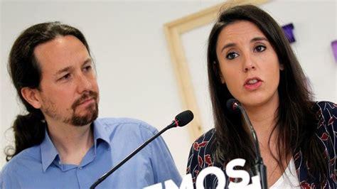 Encuesta: ¿Crees que Iglesias y Montero deben seguir al ...