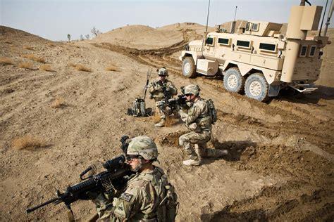 Endless Afghanistan? US Afghan agreement would keep troops ...