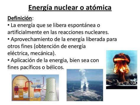 Energía nuclear  2