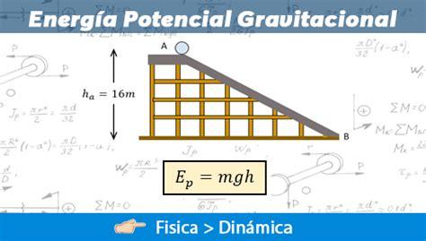 Energía Potencial Gravitacional   Ejercicios Resueltos ...