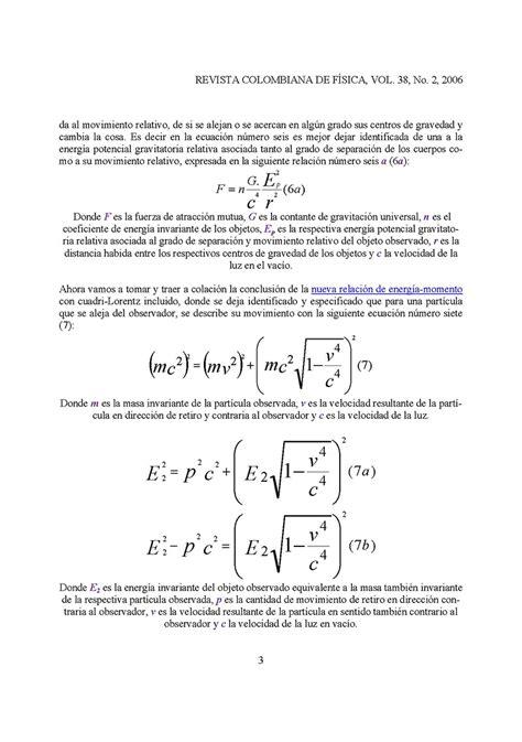 Energía potencial gravitatoria, energía cinética y la ...