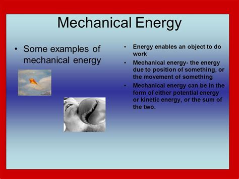 ENERGY BASICS. - ppt video online download