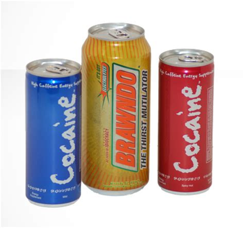 [Energy Drink News] Cocaine and Brawndo Get Special Summer ...