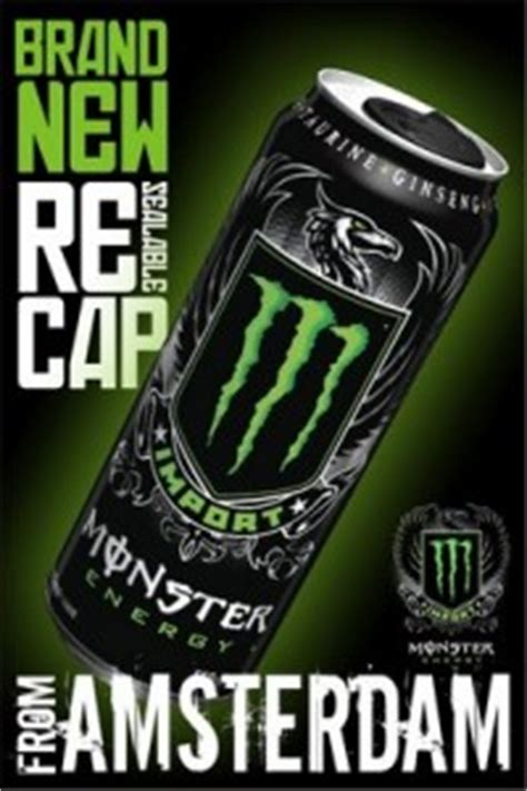 [Energy Drink News] New Flavor of Monster Features New ...