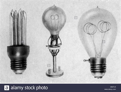 energy electricity lamps carbon filament lamps Germany ...