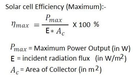 Energy Input Formula - Ace Energy