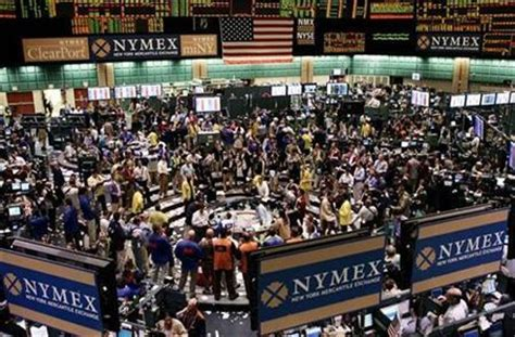 Energy traders count the days to end of NYMEX floor | Reuters