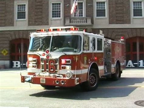 Engine 16 DCFD - YouTube