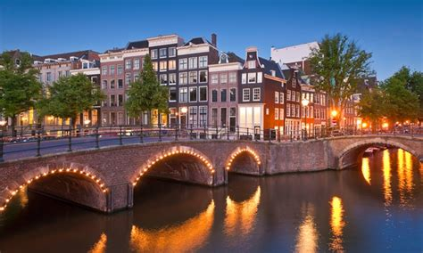 England and Netherlands Vacation with Airfare in London ...