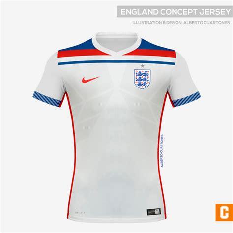 England Concept Jersey