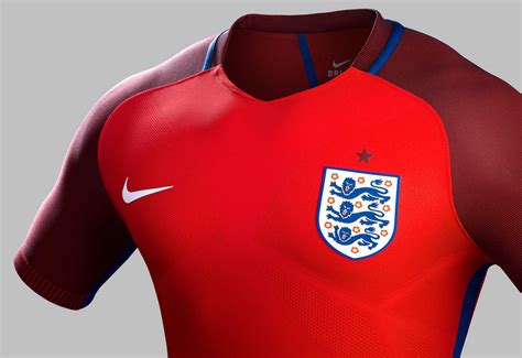 England Euro 2016 Nike Away Kit | 16/17 Kits | Football ...