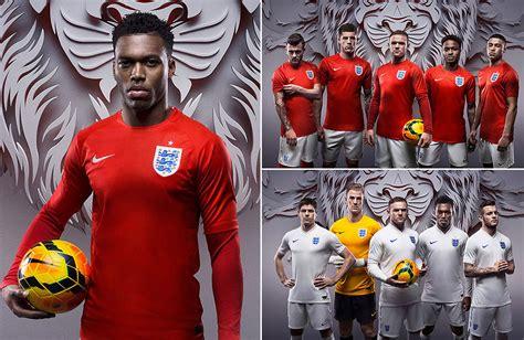 England Football Kit - Mirror Online