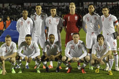 England Ranking at Five Year Low - Football News