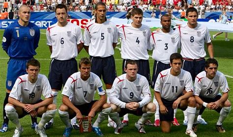England's World Cup 2006 – winks, WAGs and woe – England ...