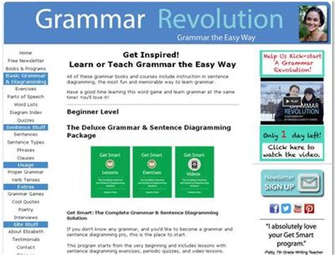 English Grammar Doubts: Try Sentence Diagramming