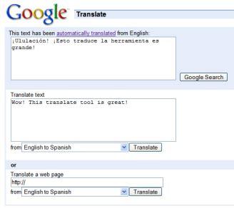 English to Spanish Translation with Google Translate   All ...