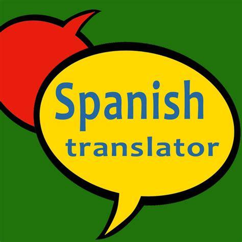 English to Spanish Translator Lite on the App Store