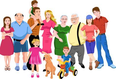 Enlass: Tipos de familia