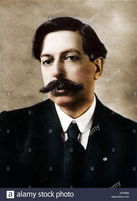 Enrique GRANADOS portrait Spanish composer, 1867-1916 ...