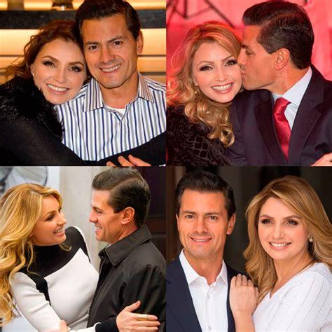 Enrique Peña Nieto a Angélica Rivera: 'Feliz cumpleaños a ...
