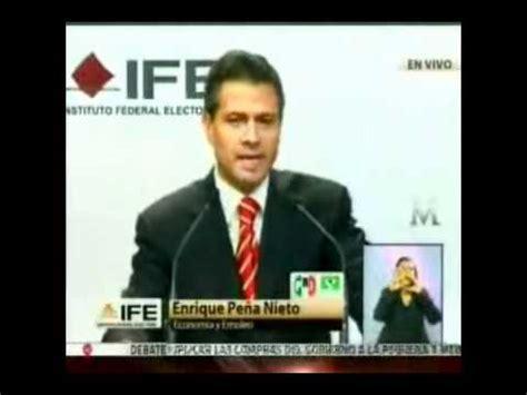 Enrique Peña Nieto en frases - YouTube