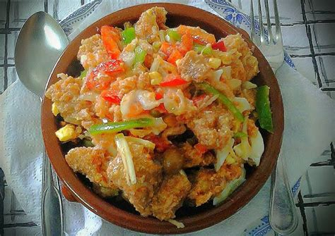 Ensalada payesa ibicenca Receta de josevillalta520 - Cookpad