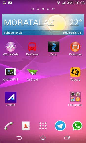 Enseña tu pantalla de inicio – Foro de Android   AndroidPIT