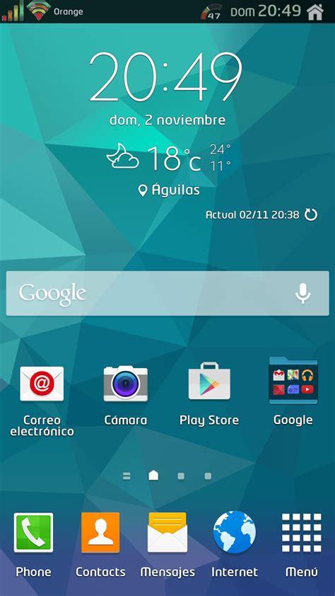 Enseña tu pantalla de inicio – Foro de Android ...