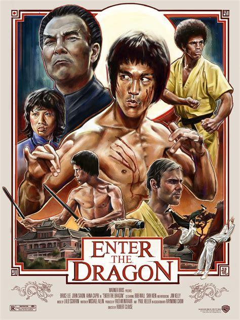 Enter The Dragon by Robert Bruno   I Got Birds