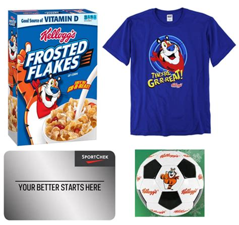 Enter to Win Kellogg's Prize Pack