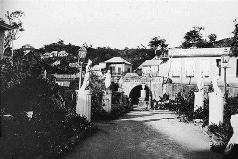 Entrada del Parterre de Aguadilla, Puerto Rico (1899 ...