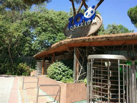 entrada: fotografía de Zoo Aquarium de Madrid, Madrid ...