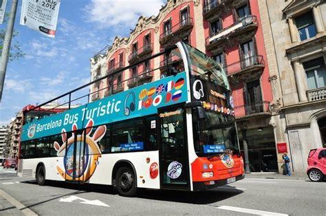 Entradas Bus Turistico Barcelona. Taquilla.com