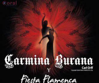 Entradas Carmina Burana- Ballet Flamenco de Madrid ...